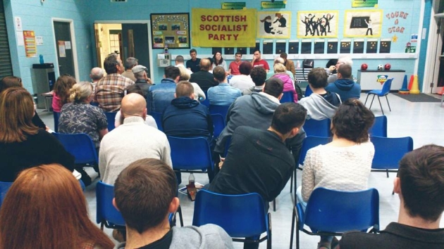 10 Sept SSP mtg Easterhouse