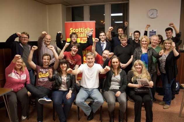 Dunfermline SSP branch meeting 24-09-14