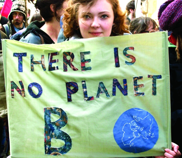 There is no planet B-banner-simon whittle
