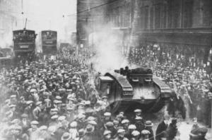 george square 1919