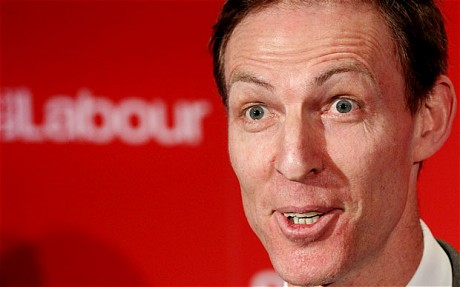 JIM MURPHY: his right hand man and chief of staff John McTernan told a Tory conference fringe meeting that the brutality of the Thatcher years was a good thing