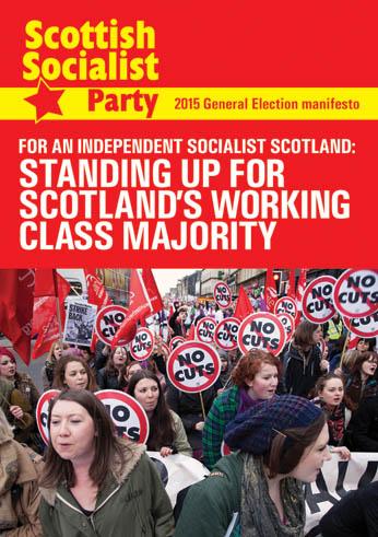 SSP 2015 manifesto