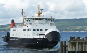 Concerns: CalMac's tender was returned unopened by Transport Scotland, an arm of the Scottish Government