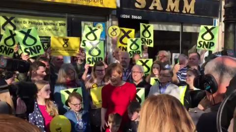 snp banners