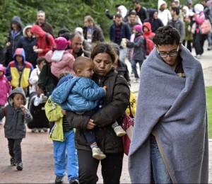 germany+migrants+austria