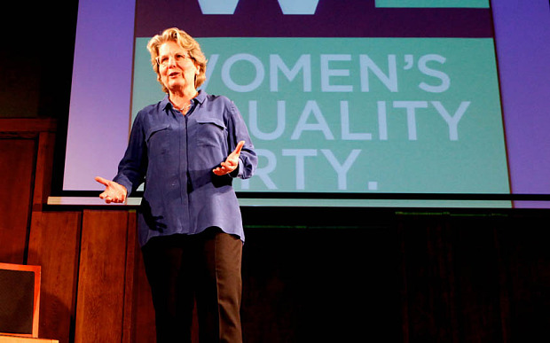 Women's Equality Party-sandy t
