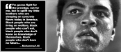 THE GREATEST OF ALL TIME: the iconic champion of the boxing ring – and of the civil rights movement – Muhammad Ali died aged 74 on 3 June 2016 in Scottsdale, Arizona