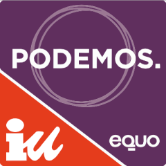 UNITED WE CAN: left-wing electoral alliance Unidos Podemos, formed by Podemos, United Left, Equo and other left wing political parties, is contesting the general election in Spain