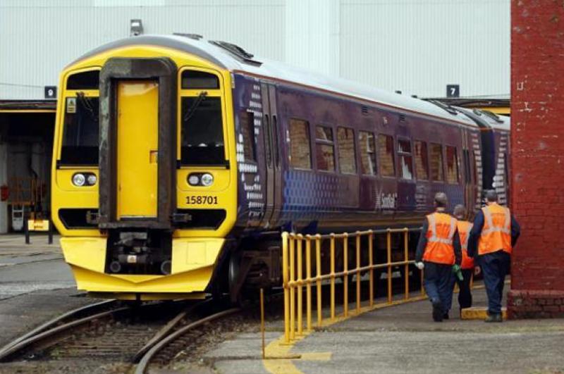 springburn rail depot closure-viarmt