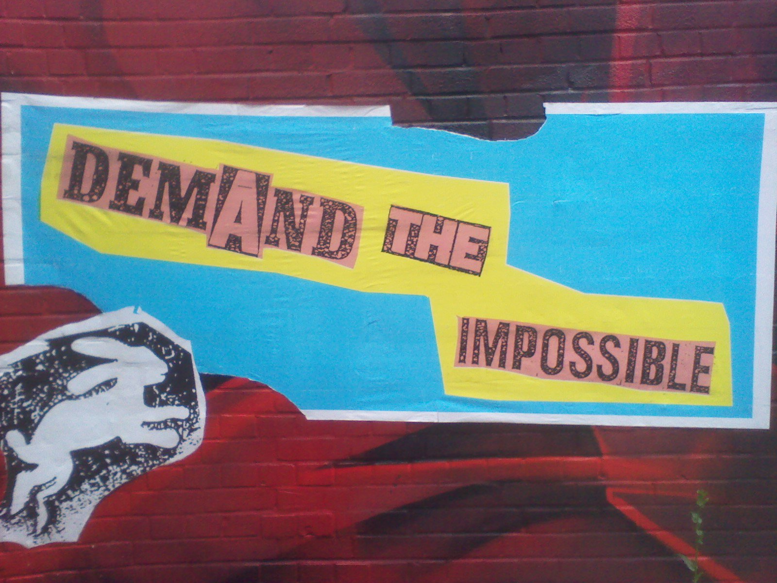 demand the impossible-simon whittle