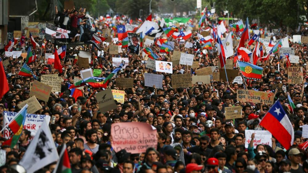 chile constitution demo